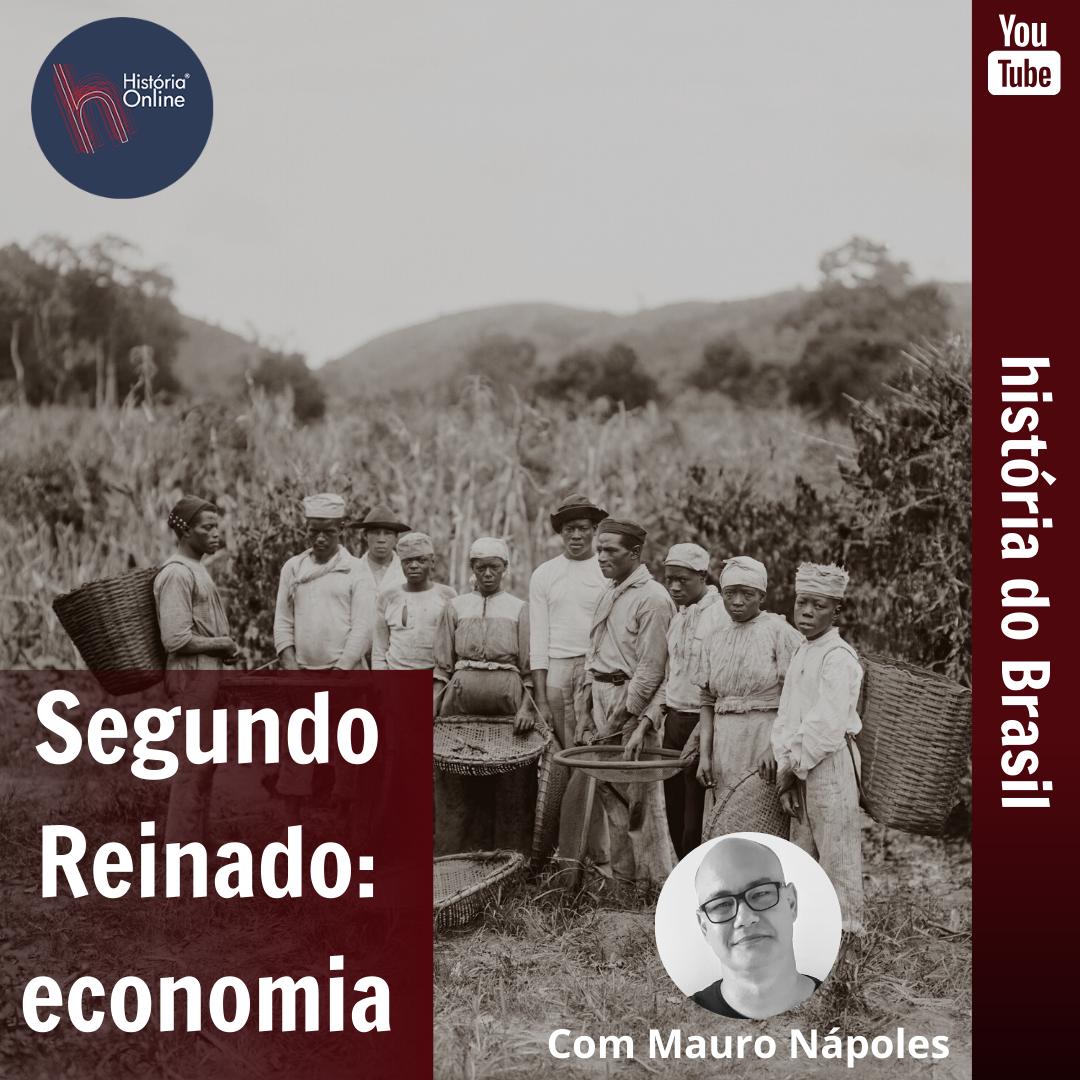 Segundo Reinado: economia – História do Brasil (aula 16)